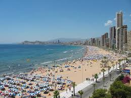 benidorm Benidorm Is Still The Most Searched For Holiday Destination For Brits