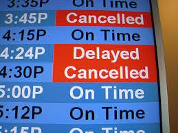 alicante taxi transfers flight delays Flight Delays!