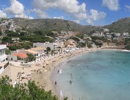 Beaches Moraira Morairas  Beaches