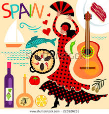 Flamenco Paella And Siestas Flamenco, Paella And Siestas