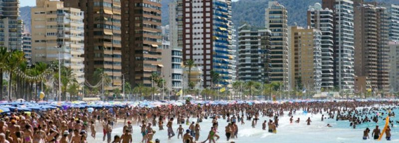 Record occupancy rates in Alicante hotels this August Figures throughout the Costa Blanca matched those for Benidorm last month