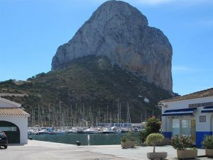 Arenal Calpe 300x226 Top 10 beautiful beaches in Alicante