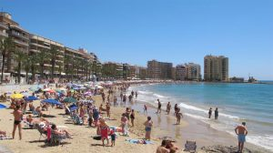 El Cura Torrevieja 300x168 Top 10 beautiful beaches in Alicante
