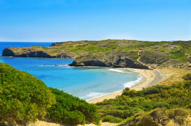 Menorca Discover 10 idyllic islands in Spain