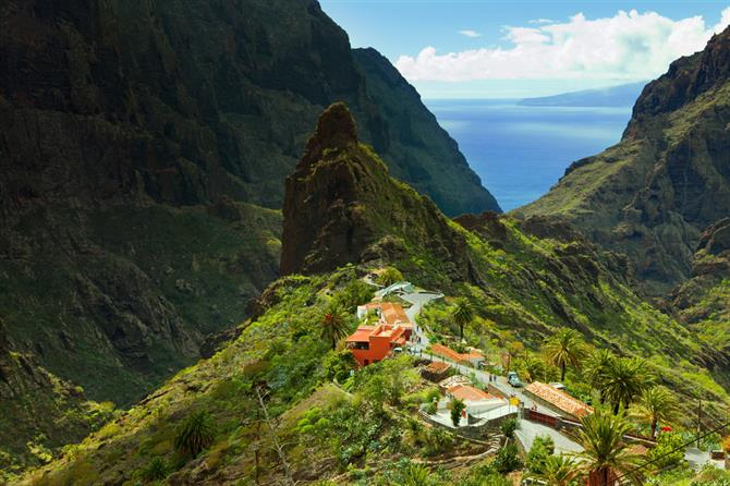 Tenerife Discover 10 idyllic islands in Spain
