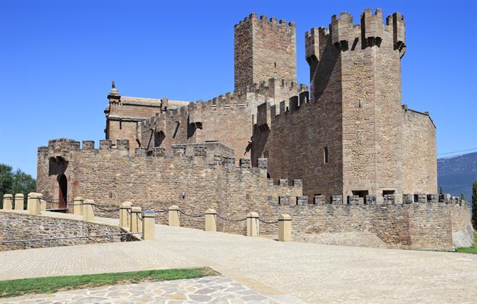 Javier 10 Majestic Spanish Castles