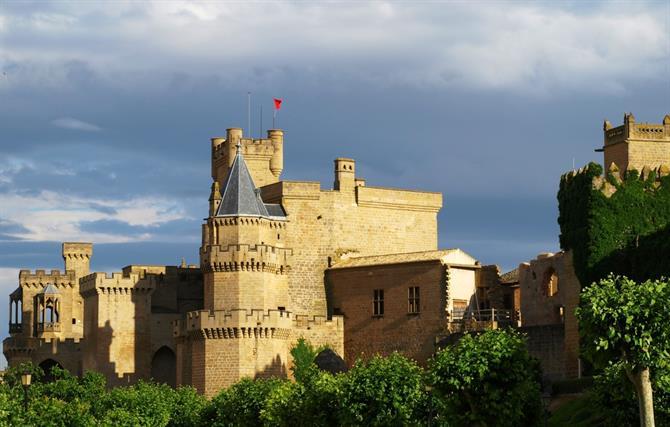 Olite 10 Majestic Spanish Castles