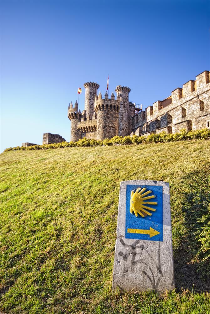 Ponferrada 10 Majestic Spanish Castles