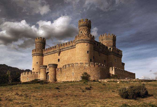 Real 10 Majestic Spanish Castles
