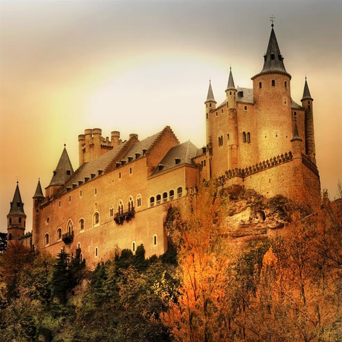 Segovia 10 Majestic Spanish Castles