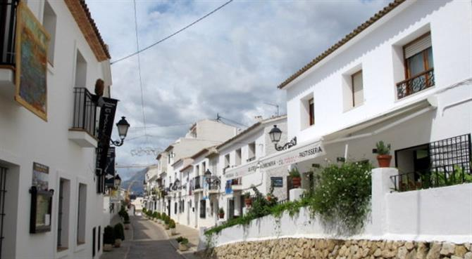 Altea Exploring Altea Old Town