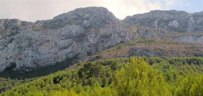 Mariola Six favourite mountains in Alicante