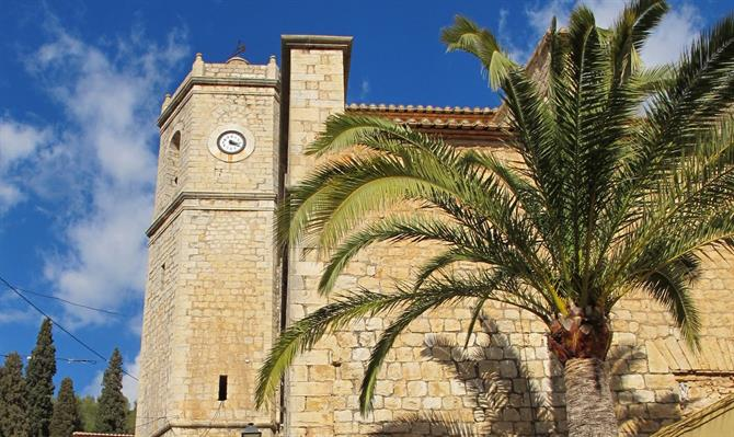 Lliber Roaming аrоund mountains аnd vineyards іn rural Alicante