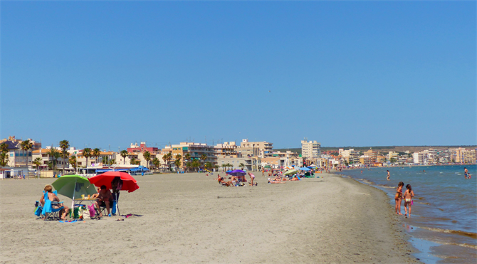 Playa Tamarit A Guide Tо Thе Beaches іn Santa Pola